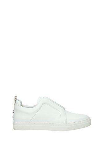 jx02calf Hardy Blanc Cuir Sneakers Eu Homme Pierre gIxzFqHq