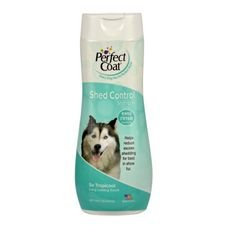 8 in 1 Pet Products Perfect Coat Shed Control Shampoo (16 oz.)