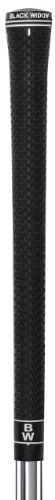 Black Widow Tour Silk II Midsize Golf Grip, Black
