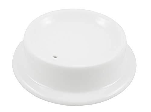 20 oz Super White Porcelain Tea Pot with Handle TP0165