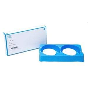 Whatman 1822-110 Glass Microfiber Binder Free Filter, 1.2 Micron, 6.7 s/100mL Flow Rate, Grade GF/C, 11.0cm Diameter (Pack of 100) by Whatman