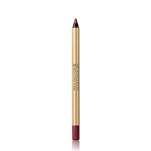 Max Factor Colour Elixir Lip Liner Mauve Moment 06 – Perfekt definierte Lippenkontur für formvollendete, in Szene gesetzte Lippen – Mit geschmeidigem Auftrag