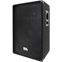Powered 15 Inch PA/DJ Loudspeaker Cabinet