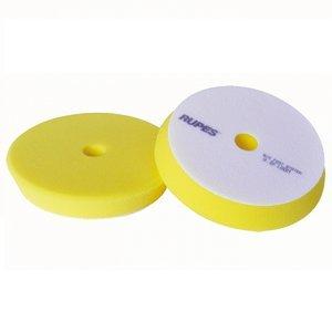 Detail King Rupes Yellow Polishing Foam Pad - 180mm (7 inch)