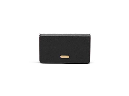 Marshall Stockwell Portable Bluetooth Speaker with Case, Black (4091451)