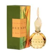 Duende Mandarin Eau De Toilette (esencia de duende 1 oz Eau de Toilette spray for Ladies)