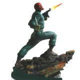Bowen Designs Action Version The Red Skull Painted Statue