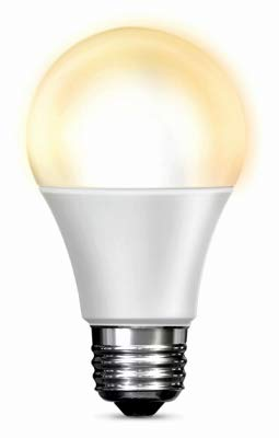 Feit Electric WiFi LED Dimmable 60W Equivalent Soft White (2700K) Light, Hub Required, Works with Alexa and Google Assistant (OM60/927CA/AG) A19 Smart Bulb