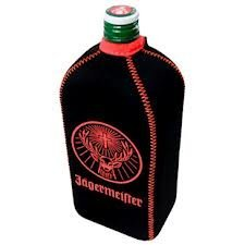 Buy Jagermeister Bottle Cooler Insulating Neoprene Online At Low