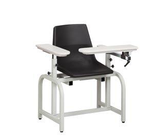 Pro Advantage by NDC P271006 Blood Draw Chair, Flip-Arm, ...