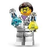Lego Minifigures Series 11  Female Scientist