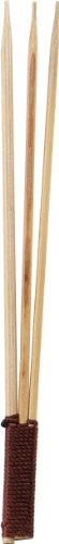 Solia VO11212 Bamboo Trident Skewer, 0.2'' Diameter x 3.26'' Height (Case of 2000) by Solia