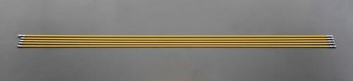 エスコ 5.0x8.0mmx2mFRP通線ロッド(5本組) EA597BN   B01B60BXO4