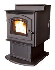 Multi Fuel Stoves Pellet - Enviro Fire M55 Multi Fuel Pellet Stove