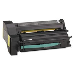 Price comparison product image AIM Compatible Replacement - IBM Compatible InfoPrint Color 1764 Yellow Extra High Yield Toner Cartridge (15000 Page Yield) (39V1926) - Generic