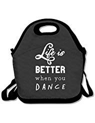 Dance Lunch Bag Lunch Tote ()