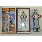 B8 LOST IN SPACE 6'' WIND UP ROBOT MIB