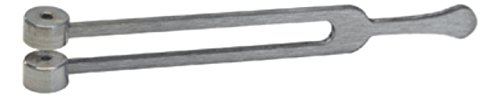 Grafco 1322 Tuning Forks, Student Grade, C128 Fixed - Grafco Tuning Fork