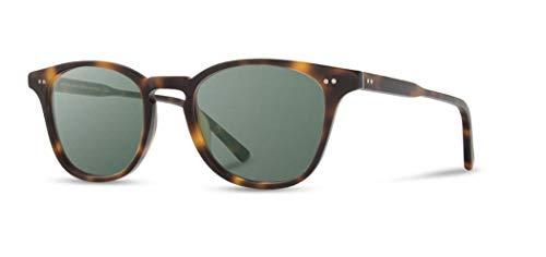 Shwood - Kennedy Round Acetate Sunglasses - Matte ()