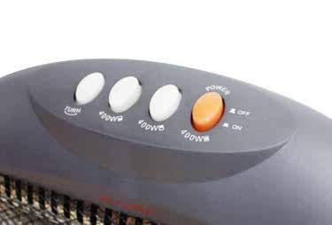 ECO-DE Estufa eléctrica halógena, 1200 W de Potencia, 3 Niveles de Funcionamiento: Amazon.es: Deportes y aire libre