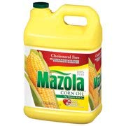 PACK OF 2 - Mazola 100% Pure Corn Oil, 2.5 gal