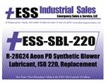 ESS-SBL-220, Aeon PD Synthetic Lubricant, Case/12 Quarts, (Replacement)
