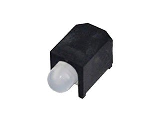 s VISUAL COMMUNICATIONS 6300T15 6300T Series Red//Green 3 mm 50/° Diffused 6.7//9 mcd 2//2.2 V Right Angle LED T-1-1000 item