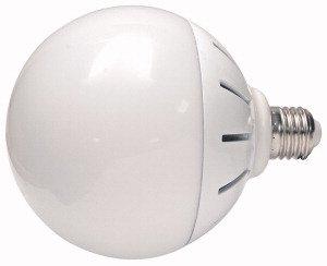 Lampadine Led E27 Luce Fredda.Lampada Led Globo G125 18w E27 5700 6500k Luce Fredda 1800 Lumen