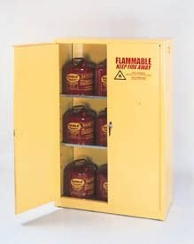 Eagle Manufacturing Flammable Liquids Safety Storage Cabinets, Eagle Manufacturing 4510 Floor
