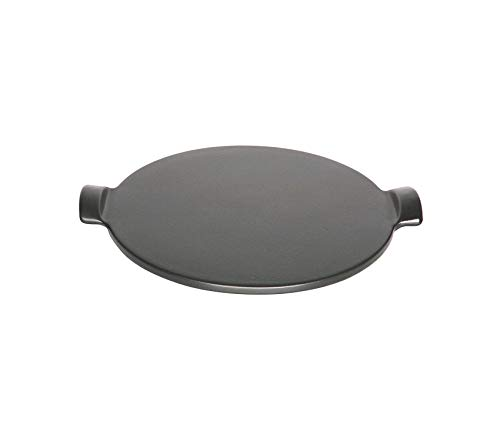 (GoodBake Premium Made in France Flame Individual Pizza Stone, 10