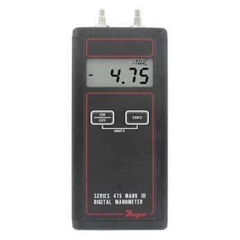 Dwyer 475-4-FM Digital Manometer, 10 psi