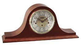 Clock in Cherry Sku# 21134N90340 (Hermle Mantel Clock)