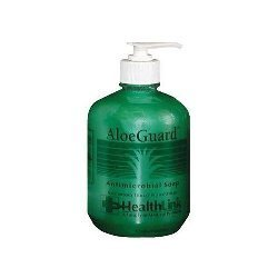 HealthLink AloeGuard Antimicrobial Soap 18 OZ PUMP BOTTLE
