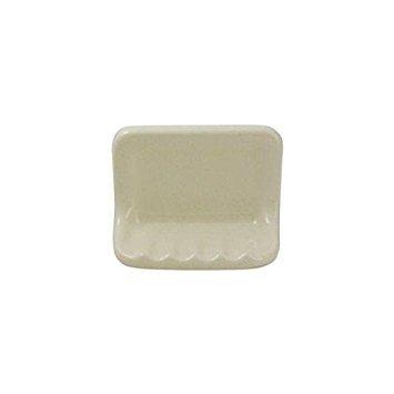 Bathroom Soap Dish Wall Accessory Almond 4