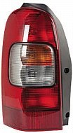 Go-Parts » OE Replacement for 1997-2005 Pontiac Montana Rear Tail Light Lamp Assembly/Lens/Cover - Left (Driver) 10353279 GM2800134 for Pontiac Montana