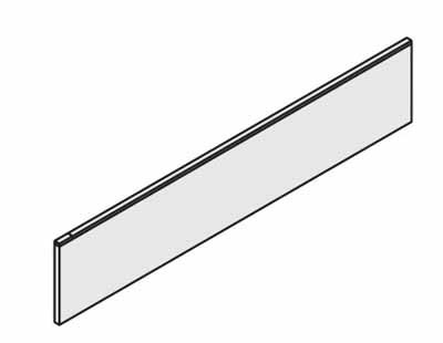 コクヨ レヴィスト デスクシステム オプション デスクトップパネル 高さ500mmタイプ ブースタイプサイド用 幅1500mm 布色:HSQ1(ホワイトグリーン) B00AT82ZBU HSQ1(ホワイトグリーン) HSQ1(ホワイトグリーン)