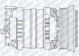 ACDelco 89018786 Air Conditioning Compressor