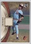 Jim Palmer #141/325 (Baseball Card) 2005 Upper Deck Artifacts - MLB Apparel #MLB-PA - Jim Palmer Baseball