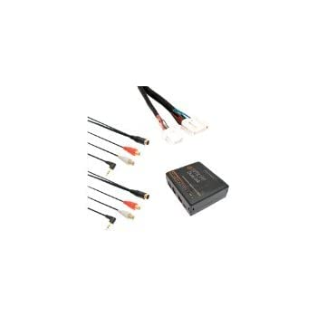 iSimple ISNI531 Automotive Dual Auxiliary Input Kit for Select Nissan and Infiniti Vehicles