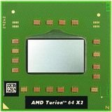 - AMD Turion 64 X2 Dual-Core TL-56 1.8GHz Processor