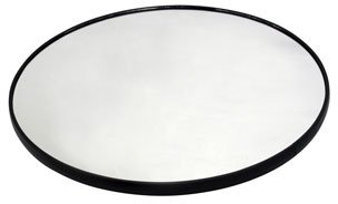 Buffet Enhancements 1BGM14ROUND Round Food Display Mirror, 14'' by Buffet Enhancements
