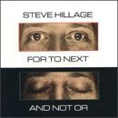 For to Next by Steve Hillage (1992-05-13)