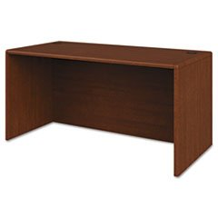 Waterfall Cherry Henna 10700 Finish - HON 107825JJ 10700 Series Desk Shell, 60 by 30 by 29.5-Inch, Henna Cherry