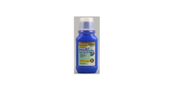 Amazon.com: Good Sense Milk of Magnesia Mint -- 12 fl oz: Health & Personal Care