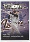 Lance Berkman (Baseball Card) 2003 Topps - Record Breakers #RB-LBE
