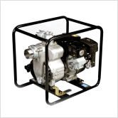 Tsurumi Ept3 50Rx Engine Driven Trash Pump With Low Oil Sensor  6 Hp