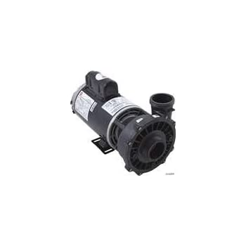 amazon com 4 5hp 230v 2 speed waterway spa pump side discharge waterway executive spa pump side discharge 56 frame 2 4 0hp 230v 2 speed 3721621 1d