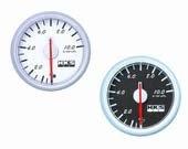 HKS DB Pressure Meter Gauge (Dia: 60mm, Black)