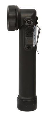 Rothco Mini LED Army Style Flashlight, Black