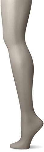 - CK Women's Shimmer Sheer Pantyhose with Control Top, Pearl Grey, Size A